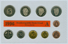 Frg DM Coin Set Uncirculated Obh (Choice of under: 1991-2001 and Adfgj )