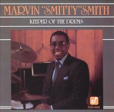 "Keeper of the Drums by Marvin ""Smitty"" Smith (CD, Jul-2004, Concord Jazz)"
