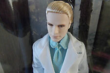 Twilight Saga Founder Cullen Coven Ken Carlisle Doll With Doctor's Uniform Coat