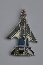 Thunderbirds - Thunderbird 1 - Quality Enamel Pin Badge