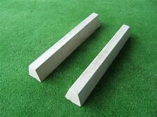 2 x Kerbing Path Edging Moulds  Concrete Moulds Garden Cement