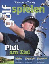 Golf spielen Heft 3 / 2013