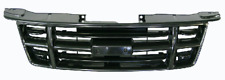 Grille Front Black For Isuzu D-Max Tfr 2008-2012