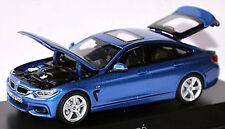 BMW 4er Gran Coupe F36 - 2014-18 Estoril Blue II Blue Metallic 1:43 Kyosho