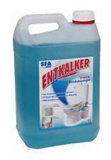 5 Liter Kanister SFA Sanibroy Entkalker, Allesreiniger, Reiniger für Hebeanlagen