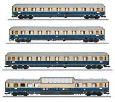 Klasse DB Epoche III Märklin Schnellzugwagen B4üm-61 Spur 1 58023 2