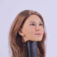 Black Skin Big Bust Dismantle Foot Female Body 1//6 JIAOU DOLL JOQ-10D-PS Figure