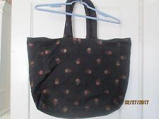 designer Gillion Skellenger Carrara Womens Cloth acorn Handbag bag purse canvas