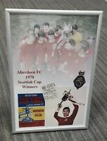 Aberdeen FC 1970 Scottish Cup Winners Framed Print