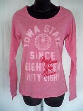 "New Iowa State Cyclones ""No Place Like Home"" Womens Medium (M) Pink Shirt"
