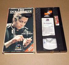 The Dollmaker (VHS, 1992) Jane Fonda doll maker
