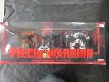 MechWarrior Ares 3 Pack Miniatures  NIB  OOP  Wizkids