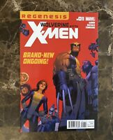 🔥Wolverine and The X-Men #1(1st Kubark & Warbird)2011-Marvel🔥