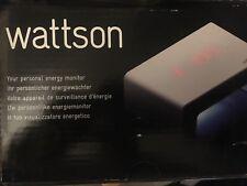 Wattson Solar + energia Personale Monitor