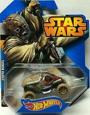 Hot Wheels di Disney Star Wars Auto Personaggio Serie Tusken Raider