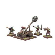 GOBLIN BIG ROCK THROWER - KINGS OF WAR - MANTIC - SENT FIRST CLASS