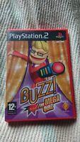 Buzz : The Mega Quiz : PS2 Sony Playstation 2
