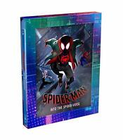 Spider-Man Into the Spider-Verse Blu-ray + DVD + Digital Amazon Limited Edition