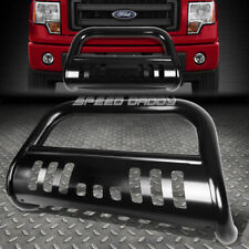 "FOR 97-04 FORD F150/F250 LIGHTDUTY/EXPEDITION BLACK 3""BULL BAR PUSH BUMPER GUARD"