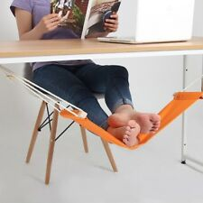Desk Hammock Feet Stand Office Foot Rest Stand Hammock Easy
