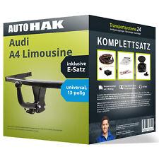 Anhängerkupplung starr AUDI A4 Limousine +ESatz KIT kpl. NEU inkl. EBA