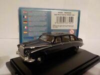 Daimler DS420, Dark Blue, Oxford Diecast 1/76 New Dublo, Railway Scale