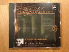 Christian von Blohn an Orgeln in Paris. 1 CD