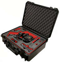 TomCase Transportkoffer Case DJI RONIN-SC Gimbal Ready to Film! Schwarz