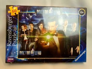 Doctor Who Ravensburger 60 Piece Jigsaw Puzzle 095865 New & Sealed