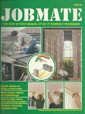 JOBMATE 64 DIY -CURTAIN TRACK OUTBUILDINGS, PLUMBING et