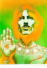 "The Beatles, Richard Avedon, George Harrison Replica 13x19"" Photo Print"