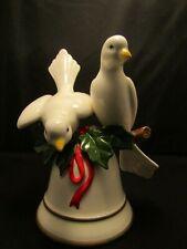 Music Box 2 Turtle Doves Plays Christmas Bells Ebeling & Reuss