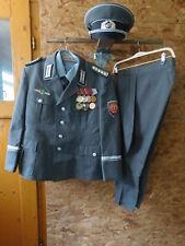 Uniform NVA,Stabsoberfähnrich (Spies) Rückwärtiger Dienst