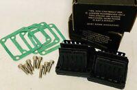 Banshee Cub Vforce V-Force V Force Style Carbon Fiber Reeds Reed Gaskets Kit