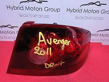 FEUX ARRIERE DROIT DODGE AVENGER 2011