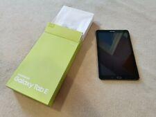 Samsung Galaxy Tab E Metallic Black