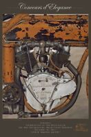 Scott Jacobs Flying Merkel Motorcycle Vintage Museum Print Poster