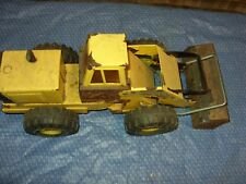 Vintage Yellow Tonka Front End Loader Toy Tonka Truck Construction