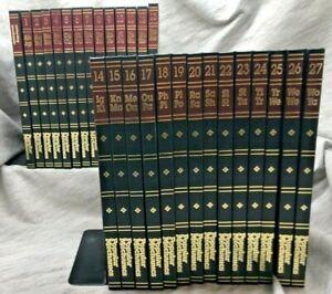 Popular Mechanics do it yourself Encyclopedia 1986 Complete 28 Volumes