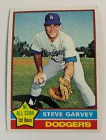 1976 Steve Garvey # 150 Los Angeles Dodgers LA Topps Baseball Card