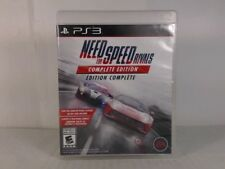NEED FOR SPEED RIVALS COMPLETE EDITION --- PLAYSTATION 3 PS3 Complete CIB w/ Box