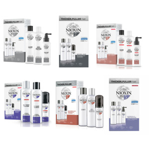 NIOXIN SYSTEM 1 2 3 4 5 6 LOYALITY KIT HAIR LOSS SYSTEM  + PREMIUM DELIVERY