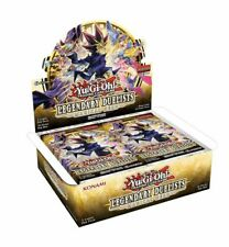 Yugioh Legendary Duelist Magical Hero Factory Sealed Box! 36 Packs! 1ST EDITION!