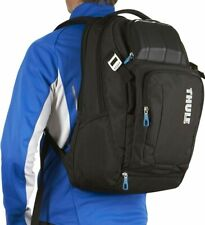 Thule Crossover 32 L Backpack (Black) Nwot , Hiking, camping, school, travel
