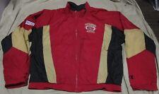 VTG Champion NFL Pro Line San Francisco 49ers Full-Zip Windbreaker Jacket Large