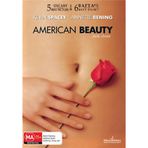 "AMERICAN BEAUTY (DVD, 2007) BRAND NEW / SEALED ""REGION 4"""
