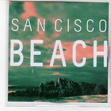 (EN877) San Cisco, Beach  - 2013 DJ CD