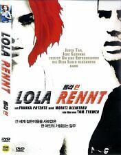 Run Lola Run: Lola rennt Dvd (1998) Franka Potente
