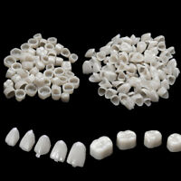 2 Packs Dental Temporary Crown Material For Anterior + Molar Teeth Veneers V!