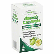 Diet Works Garcinia Cambogia Tablets 90CT 035046084363DT